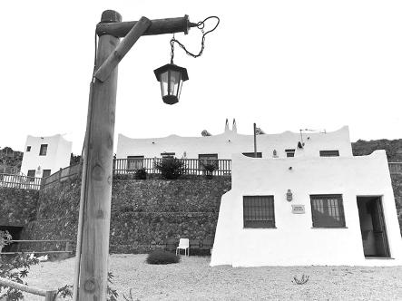 Accommodation La Minilla