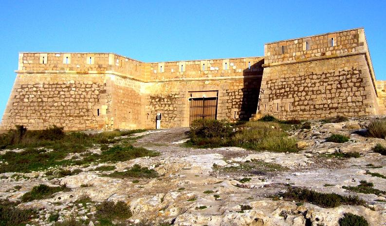 Castillos Cabo de Gata-Níjar