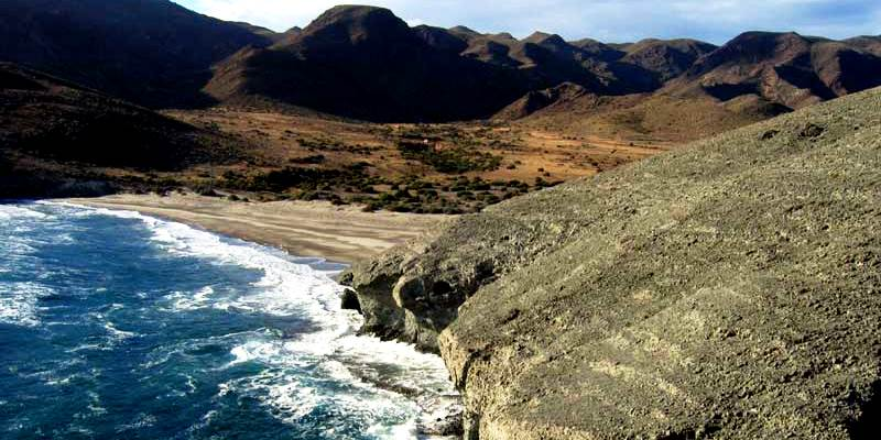 Playa de Media Luna