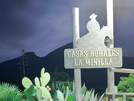 Accommodation La Minilla